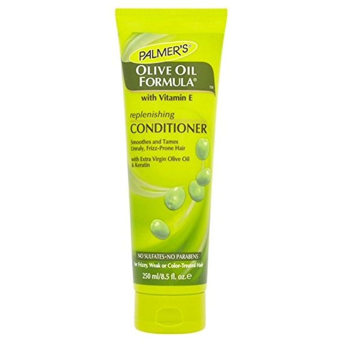 を通して手術くすぐったいパーマーのオリーブオイル式リストアコンディショナー250 x4 - Palmer's Olive Oil Formula Restoring Conditioner 250ml (Pack of 4) [並行輸入品]