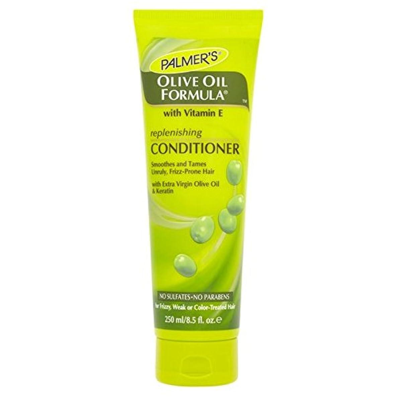 ホットリファイン聖職者パーマーのオリーブオイル式リストアコンディショナー250 x4 - Palmer's Olive Oil Formula Restoring Conditioner 250ml (Pack of 4) [並行輸入品]