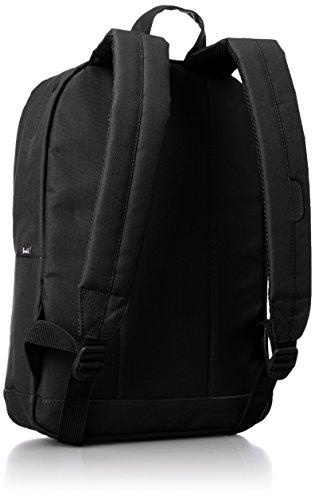 Herschel Pop Quiz Backpack, Kelp Crosshatch/Kelp, Classic 22L