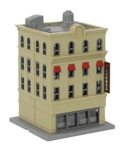 jauge de Z S033-2 immeuble de bureaux B