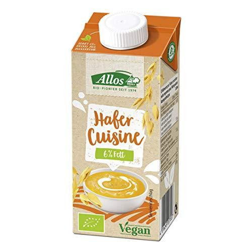 Allos - Hafer Cuisine - 200 ml - 15er Pack