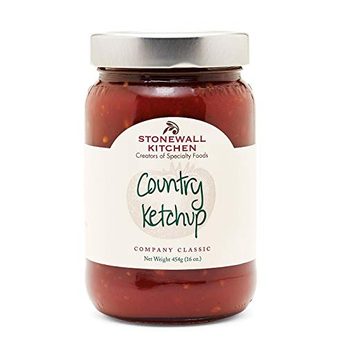 Stonewall Kitchen Country Ketchup, 16 Ounces