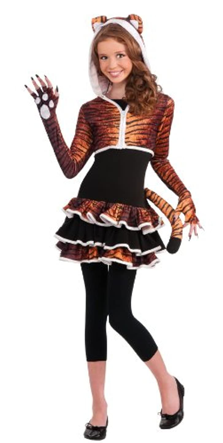 Rubie's Drama Queens Tween Tigress Costume - Tween Small (0-2) qzuqgzfrrhy5