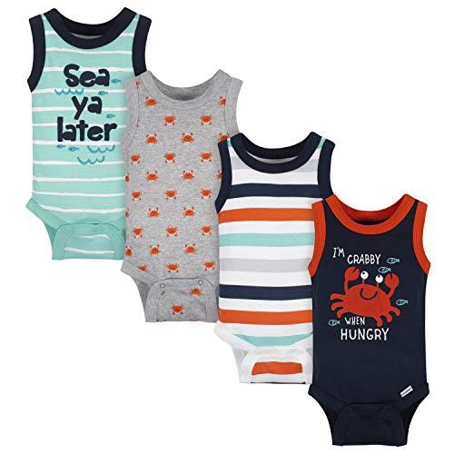 Consejos para Comprar Camisetas sin mangas para Bebé los más recomendados. 12