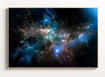 MZCYL Puzzle 1000 Pezzi Assemblaggio di Foto Galassia Nebulosa Spazio Astronomia Universo Nuvole per Adulti Giochi per Bambini Giocattoli Educativi MA0902