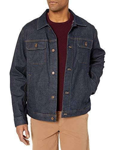 Pendleton Men's Wool Jacket, Dark Denim, LG