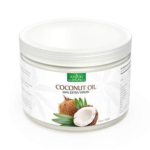 Anjou Huile Noix de Coco, Ingredients 100%...