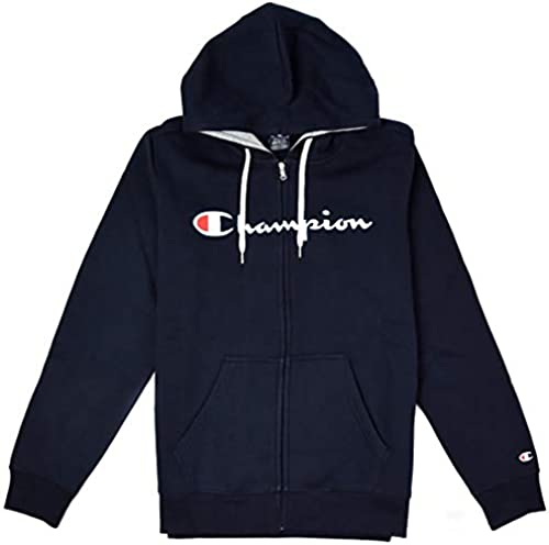 Champion Deutschland Hooded Full Zip Sweatshirt - L