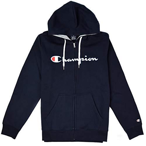 Champion Deutschland Hooded Full Zip Sweatshirt - XL