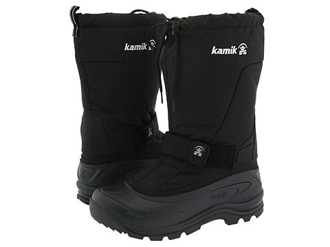 Kamik  Greenbay 4 (Black) Womens Cold Weather Boots