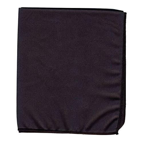 "Price comparison product image Pacon Whiteboard Erasers,  Microfiber Dry Erase Cloth,  Black,  12"" x 14"",  1 Piece"