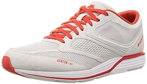 [デサント] ランニングシューズ GENTEN-ST スポーツシューズ 幅広 運動靴 シルバー 28 cm