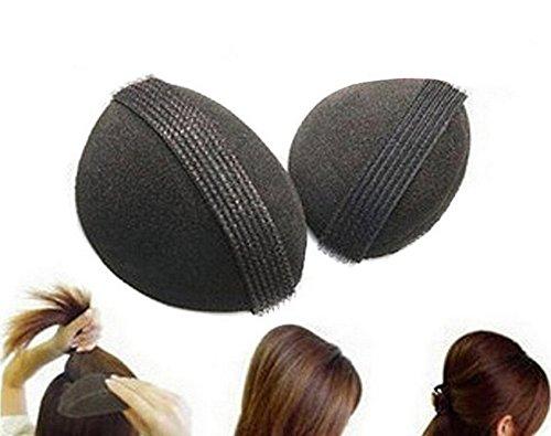 Dahanbl 2 pcs Femme Fille Bump IT Up Eponge Volume Cheveux Base Stylisation