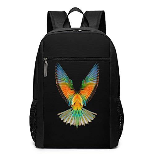 School Bag Travel Daypack, Logan Paul Logang Logo Backpacks Travel School Large Bags Shoulder Laptop Bag for Men Women Kids