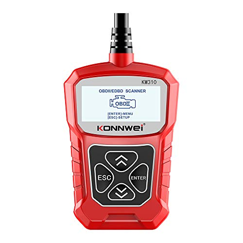 Lechnical KW310 Universal Car Scanner Lector de código automotriz Profesional Vehículo Can...