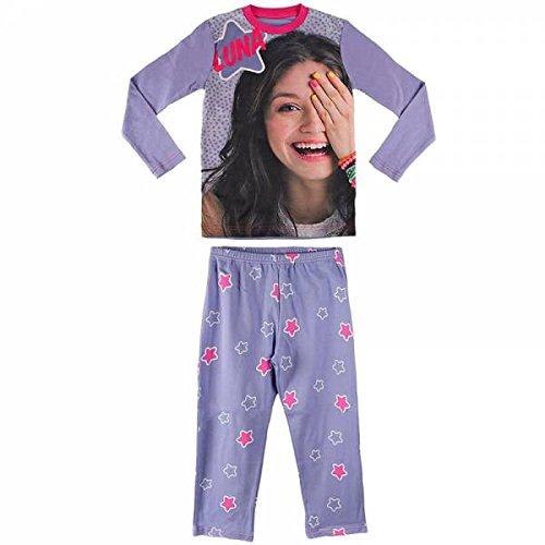 Pijama Soy Luna Disney Stars interlock