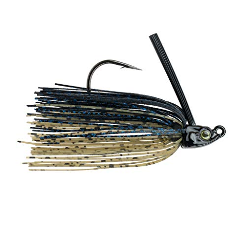 6th Sense Divine Swim Jig Fishing Lure (Dark Water Gill, 1/2 oz)