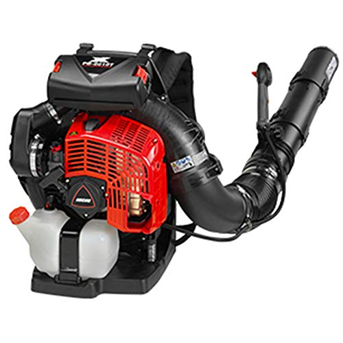 Echo 211 MPH Backpack Leaf Blower with Mounted Throttle & 79.9 CC Gas Engine Model # PB8010