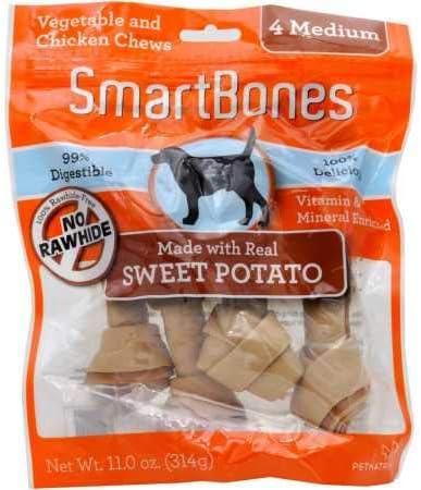 SmartBones Lowest price challenge Medium Chews Treat Your Dog store Chew to a M Rawhide-Free
