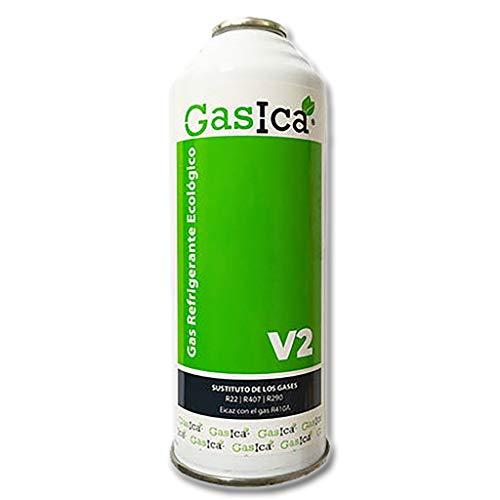 ESTANDARD Gas ECOLOGICO V2 255gr. SUSTITUTO R22,R407c EFICAZ R410a