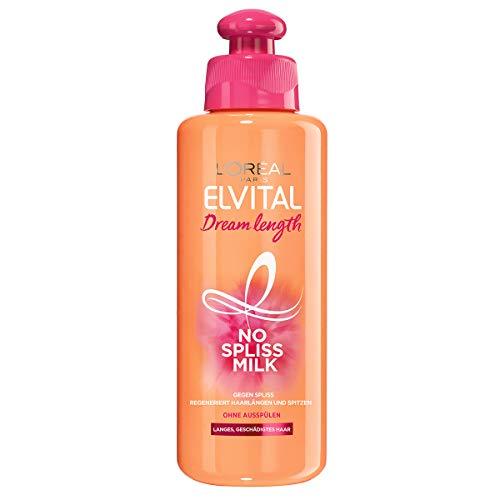 L'Oréal Paris Elvital Dream Length No Spliss Milk( 1 x 200 ml)