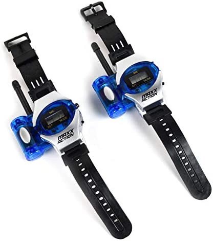 Sunny Days Entertainment Walkie Talkie Watch Set Kids Spy Toy Electronic Watches for Spying product image