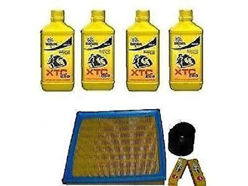 MGM Kit de revisión Ducati Monster S2R aceite Bardahl filtro aceite filtro aire Candel
