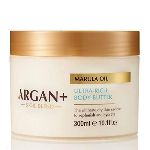 Argan 5+ Ultra Riche Beurre Pour Le Corps (300 Ml)