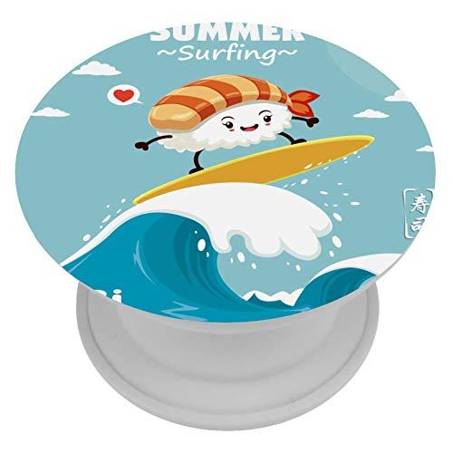 TIZORAX Vector Sushi Surfergriff für Handys und Tablets