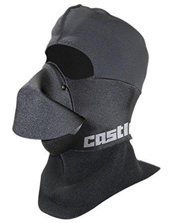 NO-FOG Breath Deflector / CASTLE Cold Weather Mask