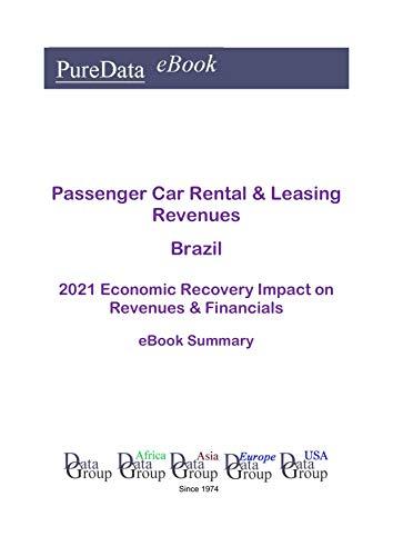 Passenger Car Rental & Leasing Revenues Brazil Summary: 2021 Economic Recovery Impact...