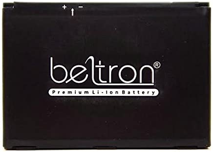 BELTRON 4340 mAh W-9 W9 Replacement Battery for Verizon Jetpack 4G LTE Mobile Hotspot