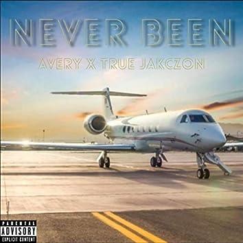 Never Been (feat. True Jakczon)