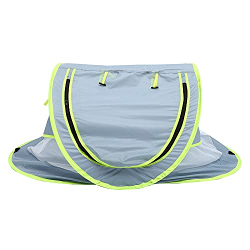 Barraca de segurança bebê infantil ver através de tenda mosquito net acessórios para criança