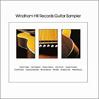 windham hill guitar sampler
