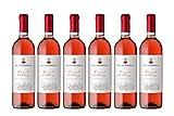 """L' Azienda Agricola Mazzarosa produce vino da ben 150 anni Cerasuolo d'Abruzzo DOC 2020, 100% Montepulciano d'Abruzzo, imbottigliato nel mese di Marzo successivo alla vendemmia e affina in bottiglia per circa 2 mesi Colore rosato intenso detto """"ceras..."""