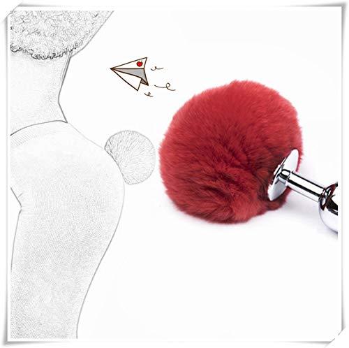Peluche de bola de juego de rol para principiantes rojo