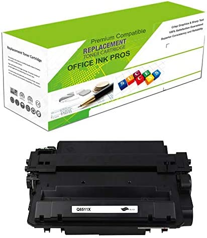 Premium Ink Toner Re Manufactured Toner Cartridge Replacement for Q6511X Standard Yield Laser product image