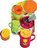 Gowi 454-16 Kaffeeservice Paris 18tlg, Kindergeschirr