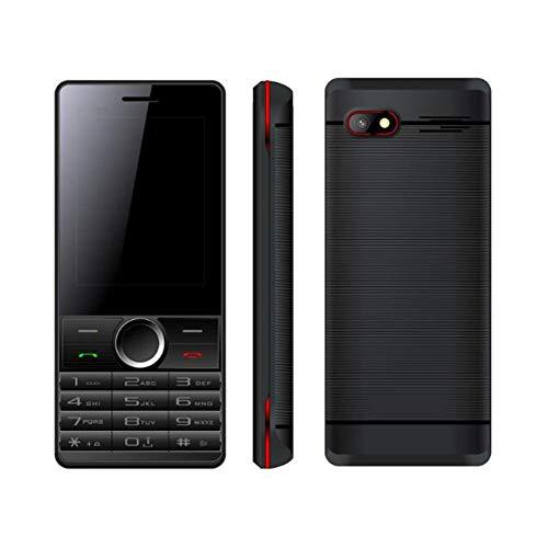 Teléfono móvil con Personas Mayores, Teclas Grandes, Isheep D102 gsm, Pantalla de 2,8 Pulgadas, tecla de Emergencia, cámara