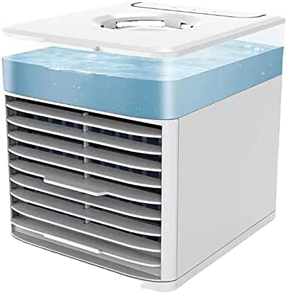 Portable Air Cooler 4-in-1 Small Fan Humidifier Cooling 7 LE 4 Spasm price years warranty