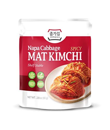 Shelf Stable Kimchi (1 pack 8 ea)
