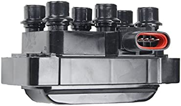 ENA Ignition Coil Pack Compatible with Mercury Ford Mazda Aerostar Explorer Sport Trac Mustang Mystique Ranger B3000 B4000 Mountaineer V6 2.5L 3.0L 3.2L 4.0L Replacement For C925 FD480