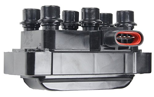 Price comparison product image ENA Compatible with Ignition Coil Ford Aerostar Explorer Sport Trac Mustang Mystique Ranger Mazda B3000 B4000 Mercury Mountaineer V6 2.5L 3.0L 3.2L 4.0L C925 FD480