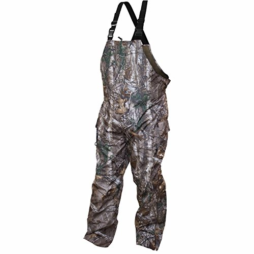 FROGG TOGGS Men's ToadSkinz Bib, Realtree Xtra, Small