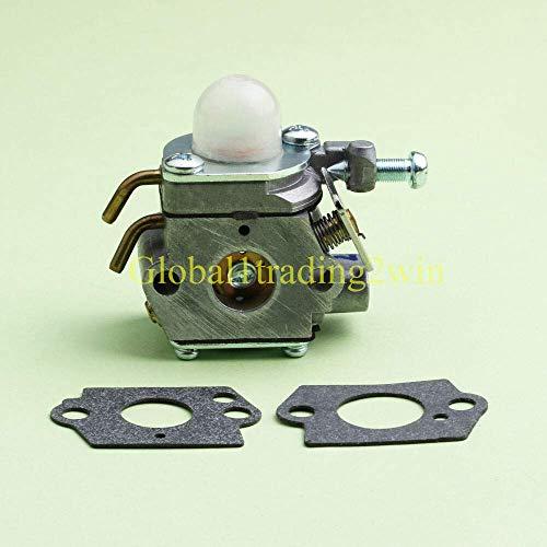 Piezas de repuesto de combustible del carburador para Huq 308054001 Junta de carburador para Homelite Ut 21506 21947 21907 26Cc Carby Junta Kit
