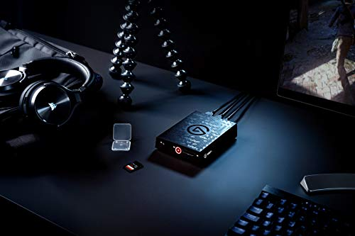Elgato 4K60 S+ Aufnahme in 4K60 HDR10 auf SD-Karte, verzögerungsfreie Weiterleitung des 4K60 HDR Signals, PS5/PS4, Xbox Series X/S, Xbox One X/S - 10