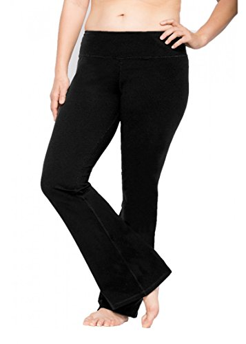 Lola Getts Plus Size Yoga Pant with Compression