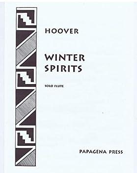 Sheet music Winter Spirits Book