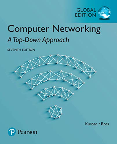 Computer Networking: A Top-Down Approach, Global Edition (English Edition)